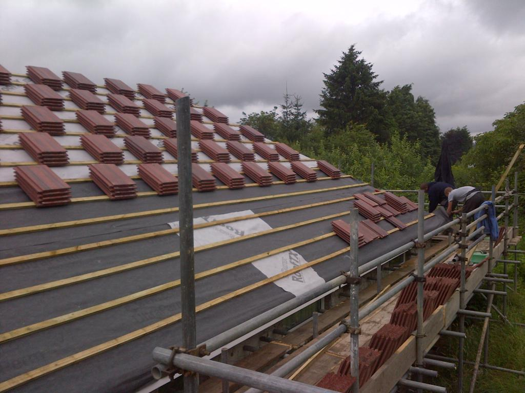 New Roof Richmond Hills